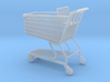 Shopping cart 01. 1:24  3d printed