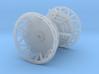 Antenna (1/700) 3d printed