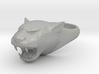 Cougar-Puma Ring , Mountain lion Ring Size 10 3d printed