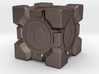 Aperture Science Weighted Companion Cube 3d printed