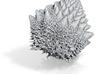 Fractal Paperwight 3d printed