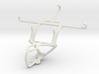 Controller mount for PS3 & Lava Pixel V2 3d printed