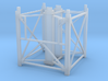 """1/64th """"S"""" Scale Grain Leg/Tower 10ft Top Section 3d printed"""