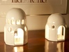 Dome Lantern - Extended version 3d printed Dome Lantern - Extended version (to the left)