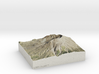 Mt. St. Helens, Wash., USA, 1:50000 Explorer 3d printed