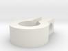 13mm pipe bracket 3d printed