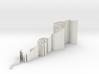 Alpe d'Huez 3D Profile 3d printed