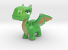 Dragon Sculpture - Gramen Dragon 3d printed Dragon Sculpture