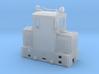 Freelance model shunter  On18 1/48 9mm 3d printed freelance model shunter
