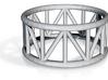 Ring Truss Ladder 3d printed