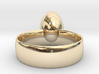 Egg ring! size 8 3d printed