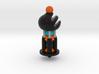 Galaxy Chess - Bishop Black 3d printed