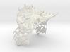 Biomechanical Mask 3d printed