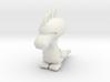 Cute Dragon in Dorbz scale 3d printed