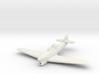 1/200 Hawker Hotspur 3d printed