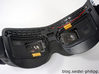Skyzone FPV Goggle Faceplate Clip  3d printed