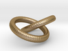2 Golden Snakes 3d printed
