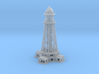 Montreal Mooring Mast 1/1250th scale 3d printed