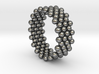 Ball Ring Size 7 3d printed