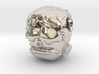 Reversible Frankenstein head pendant 3d printed