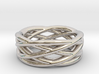 Astro: Stargazer's Ring, UK Size M (US Size 6¼)   3d printed