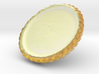 The Cheese Tart 3d printed
