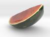 The Watermelon-mini 3d printed