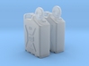 1-16 Military Water Can FUD SET1 3d printed