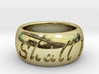 This Too Shall Pass ring size 5 3d printed