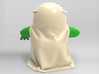 Friendly Ghost 3d printed