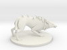 Dire Wolf 3d printed