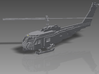 Huey Assembley.2 3d printed Toy Helicopter