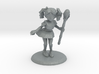 SNOWIE THE CUTE WITCH  3d printed