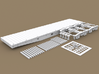 TT Scale Smmps Wagon complete set (EU) 3d printed TT Scale Smmps Wagon complete set - individual part
