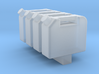 Gas Can 1-87 HO Scale 3d printed