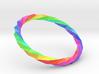 Twistium - Bracelet P=160mm Color 3d printed