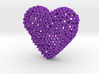 Knots Heart pendand 3d printed