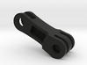 verstellbarer Navihalter - langer Hebel 3d printed