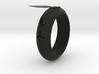 Arrowhead Ring 3d printed