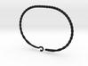 Bracelet for charms - size L (20 cm) 3d printed