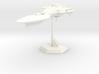 Star Sailers - ChiimuSiilcor - Patrol Cruiser 002  3d printed
