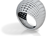 Wire Ring 2 3d printed