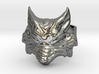 Fenrir - Norse Wolf Ring - Size 10 3d printed