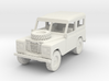 1/72 1:72 Scale Land Rover Hard Top Bonnet Wheel 3d printed