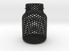 Mason Jar Vase  3d printed