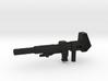 Optimus gun  3d printed