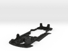 S08-ST1 Chassis for Carrera Ferrari 458 GT2 STD/LM 3d printed