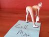Miley Cyrus Twerking 3d printed