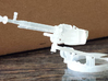 DShK Machine gun 1:25 scale 3d printed