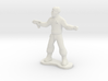 Security Officer 3d printed